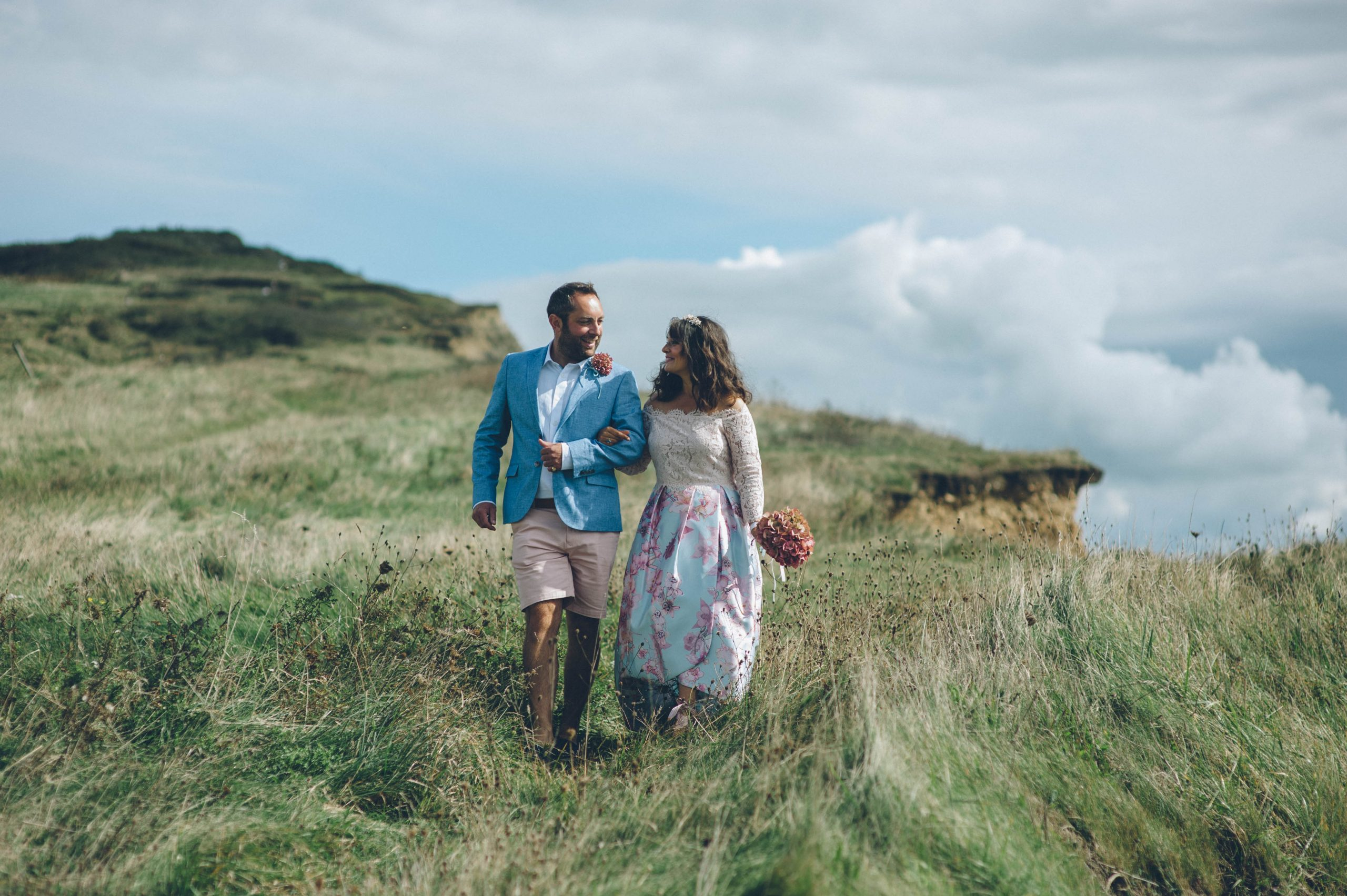 Wedding Photographer Charmouth Lyme Regis