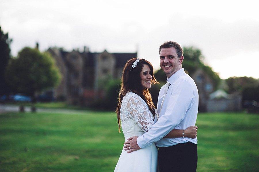 The Wedding of Pete & Lauren in Wigborough, Somerset